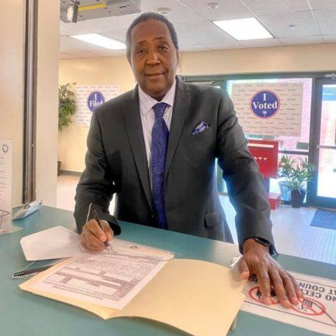 SC Sen. Darrell Jackson 2