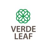 Verde Leaf logo banner slider